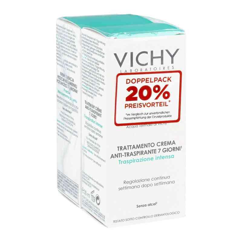 Vichy Deo Creme regulierend Doppelpack  bei apo.com bestellen