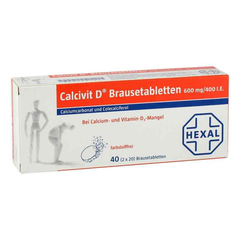 Calcivit D 600mg/400 internationale Einheiten  bei apo.com bestellen