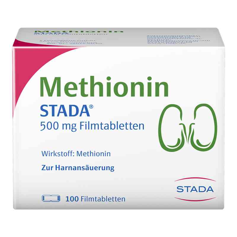 Methionin Stada 500 mg Filmtabletten bei apo.com bestellen