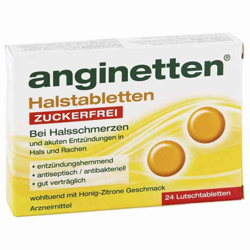 Anginetten Halstabletten zuckerfrei  bei apo.com bestellen