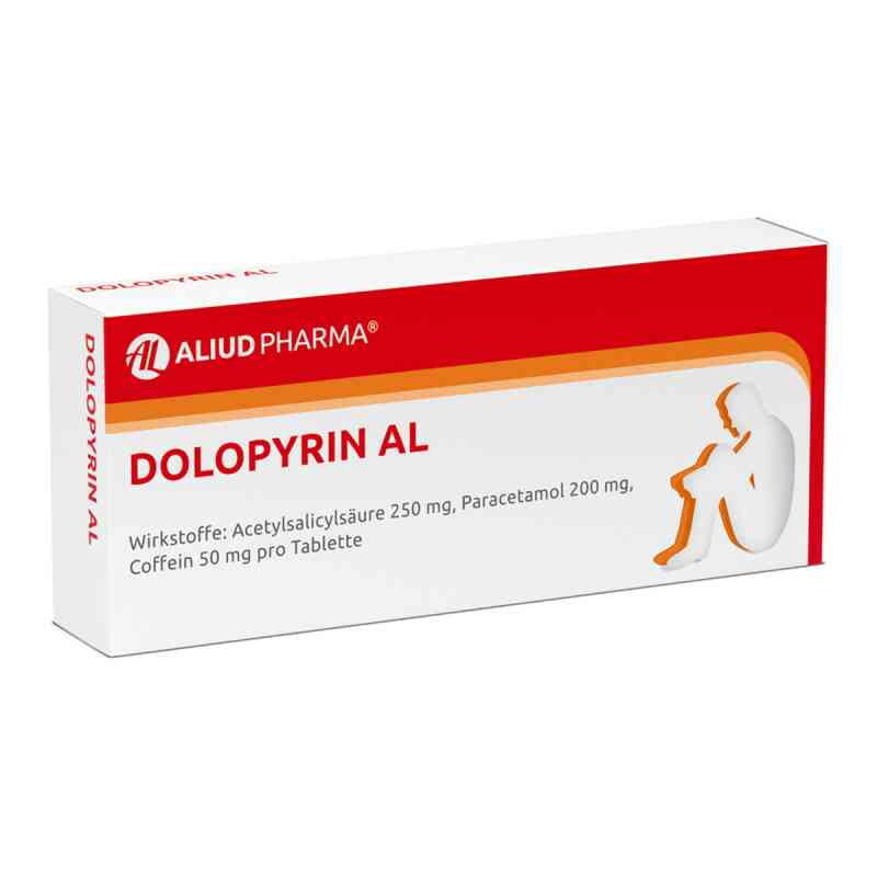 Dolopyrin AL bei apo.com bestellen