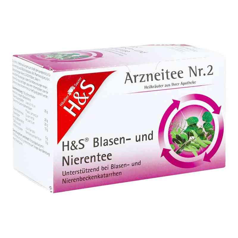 H&S Blasen-und Nierentee  bei apo.com bestellen
