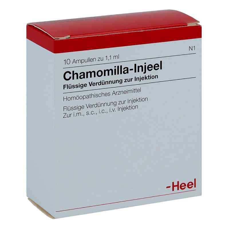 Chamomilla Injeel Ampullen  bei apo.com bestellen