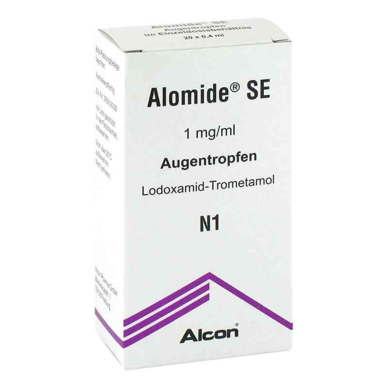 Alomide SE 1mg/ml Augentropfen bei apo.com bestellen