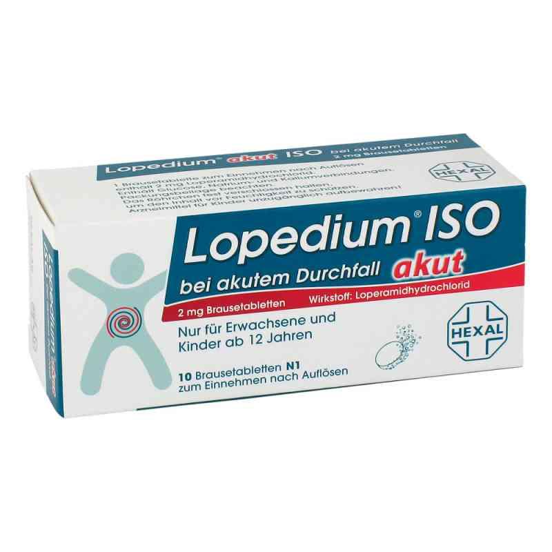 Lopedium akut ISO bei akutem Durchfall  bei apo.com bestellen