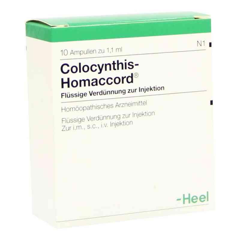 Colocynthis Homaccord Ampullen  bei apo.com bestellen