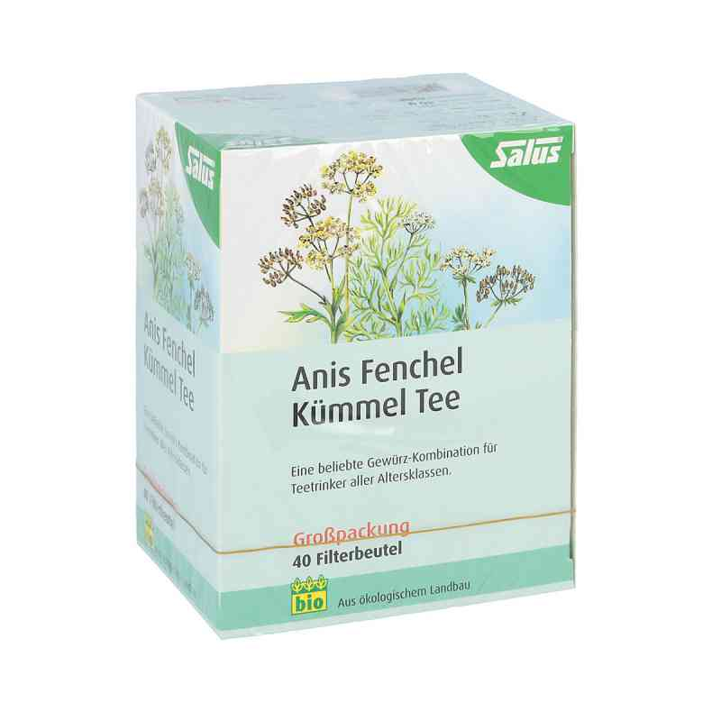Anis Fenchel Kümmel Tee Salus Filterbeutel  bei apo.com bestellen