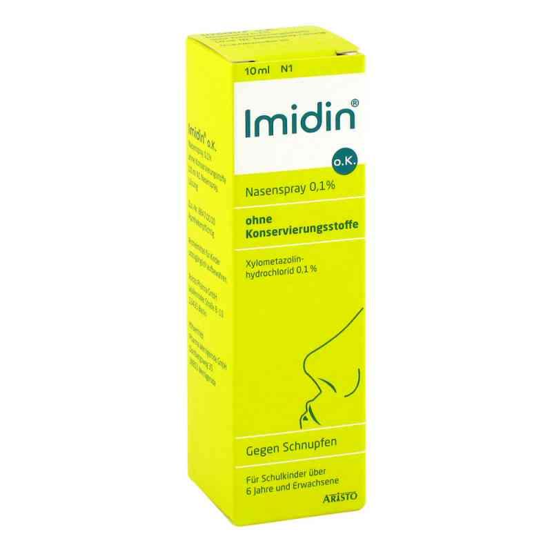 Imidin o.K. Nasenspray 0,1% ohne Konservierungsstoffe  bei apo.com bestellen