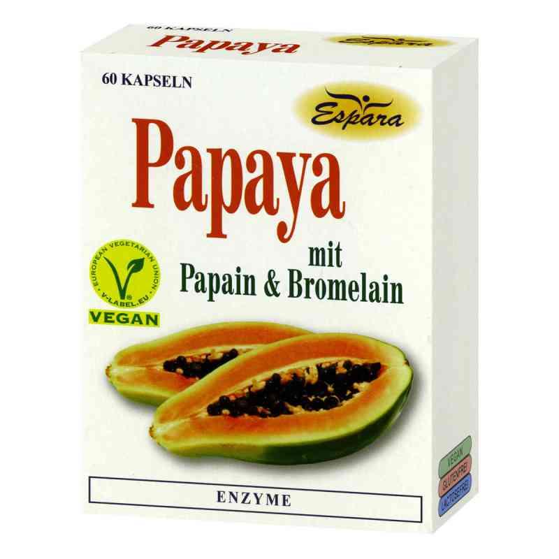 Papaya Kapseln  bei apo.com bestellen