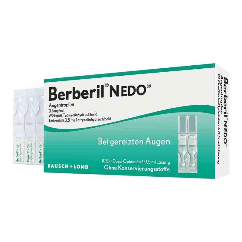 Berberil N EDO Augentropfen  bei apo.com bestellen