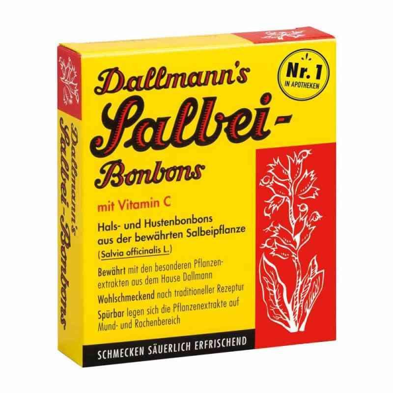 Dallmann's Salbeibonbons mit Vitamin C .  bei apo.com bestellen