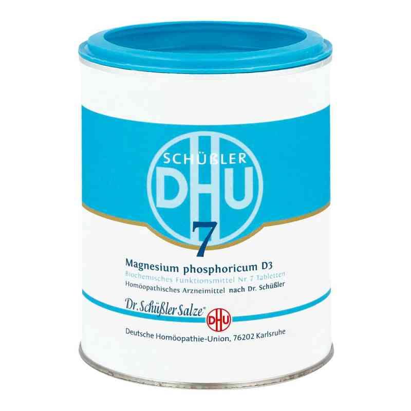 Biochemie Dhu 7 Magnesium phosphoricum D  3 Tabletten  bei apo.com bestellen
