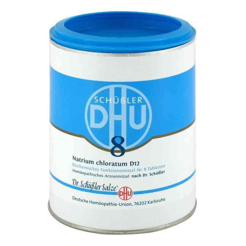 Biochemie Dhu 8 Natrium chlor. D 12 Tabletten bei apo.com bestellen