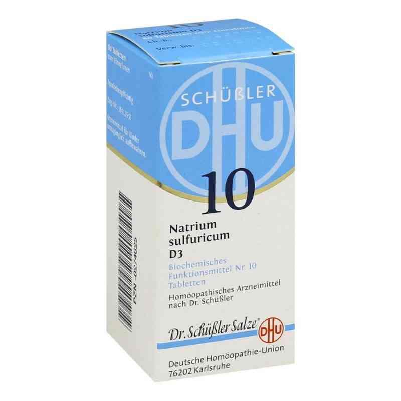 Biochemie Dhu 10 Natrium Sulfur D3 Tabletten  bei apo.com bestellen