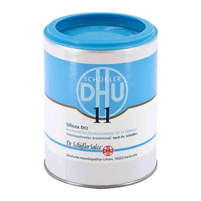 Biochemie Dhu 11 Silicea D 12 Tabletten bei apo.com bestellen