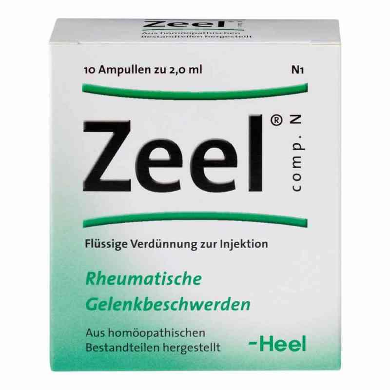 Zeel compositus N Ampullen  bei apo.com bestellen