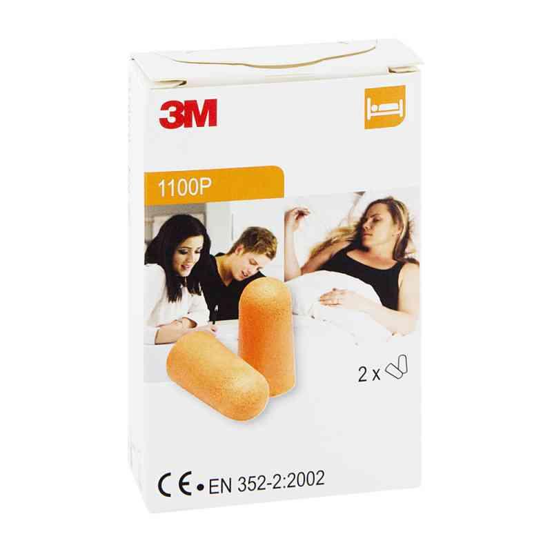 3m Gehörschutzstöpsel 1100 für Einmalgebr.  bei apo.com bestellen