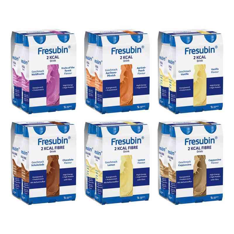 Fresubin 2 kcal Drink Mischkarton Trinkflasche  bei apo.com bestellen