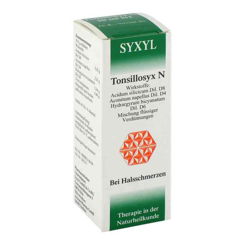 Tonsillosyx N Syxyl Lösung  bei apo.com bestellen