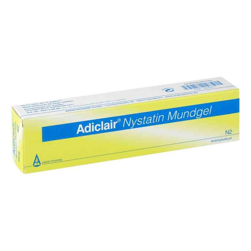 Adiclair Nystatin Mundgel  bei apo.com bestellen