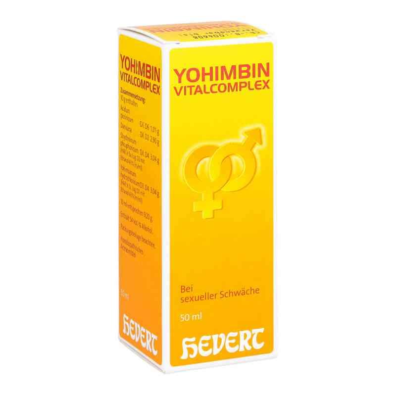 Yohimbin Vitalcomplex Hevert Tropfen bei apo.com bestellen