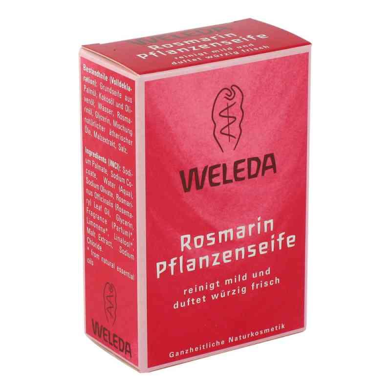 Weleda Rosmarin Pflanzenseife bei apo.com bestellen