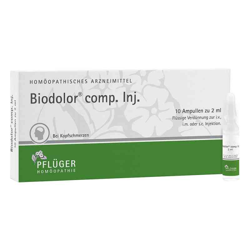 Biodolor compositus  iniecto  Ampullen bei apo.com bestellen