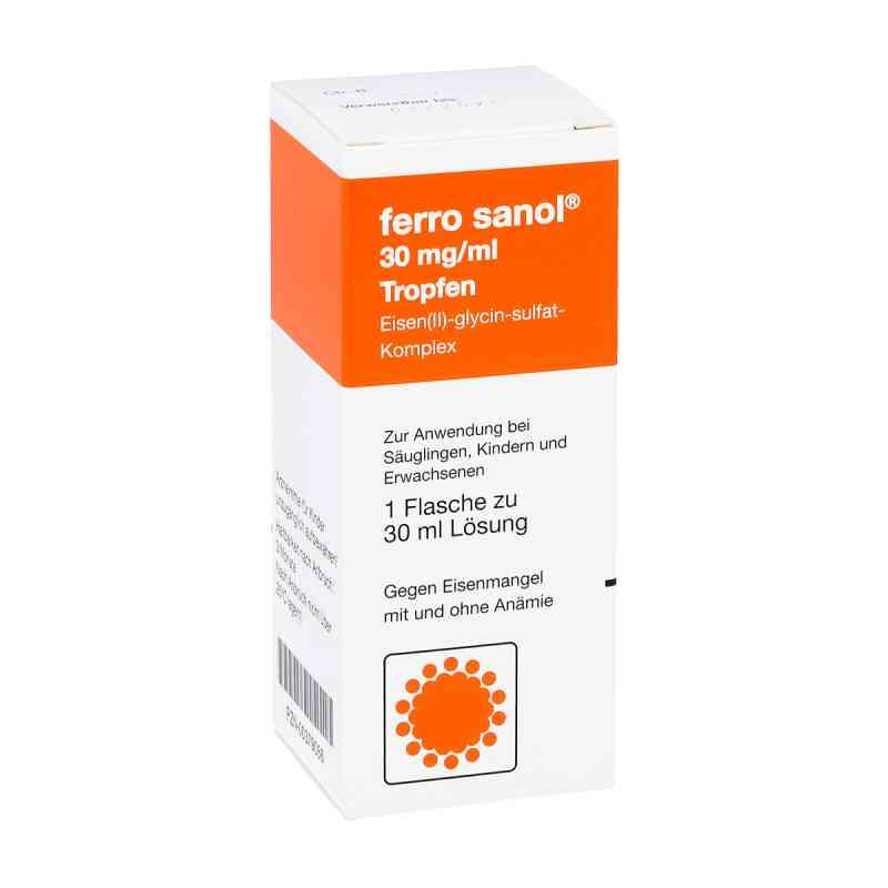 Ferro sanol 30mg/ml  bei apo.com bestellen