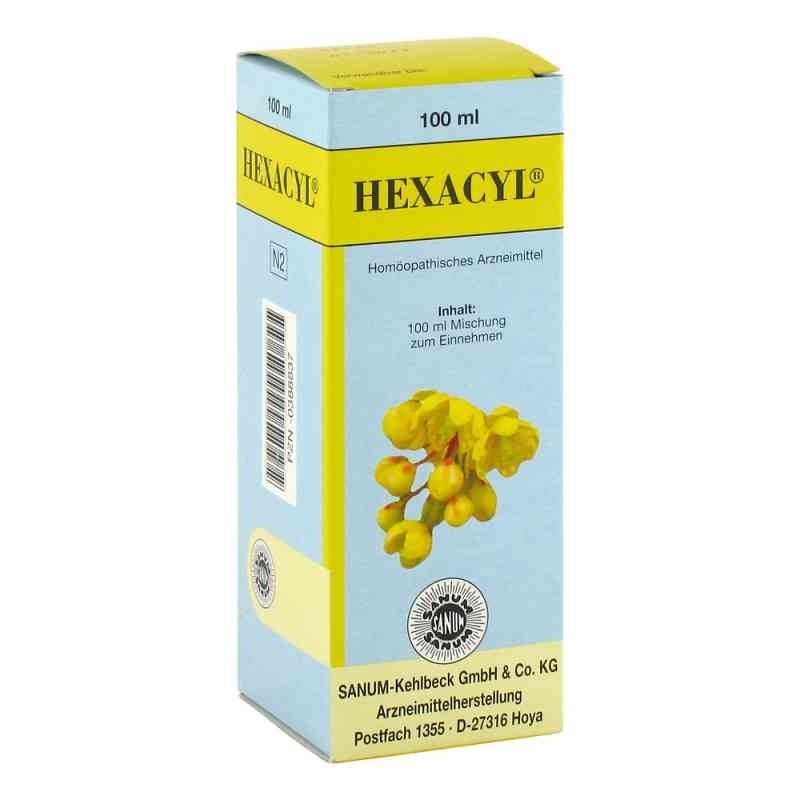 Hexacyl Tropfen  bei apo.com bestellen
