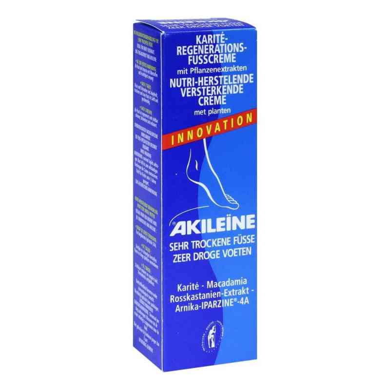 Akileine Nutri-repair Karite-regen.-fusscreme  bei apo.com bestellen