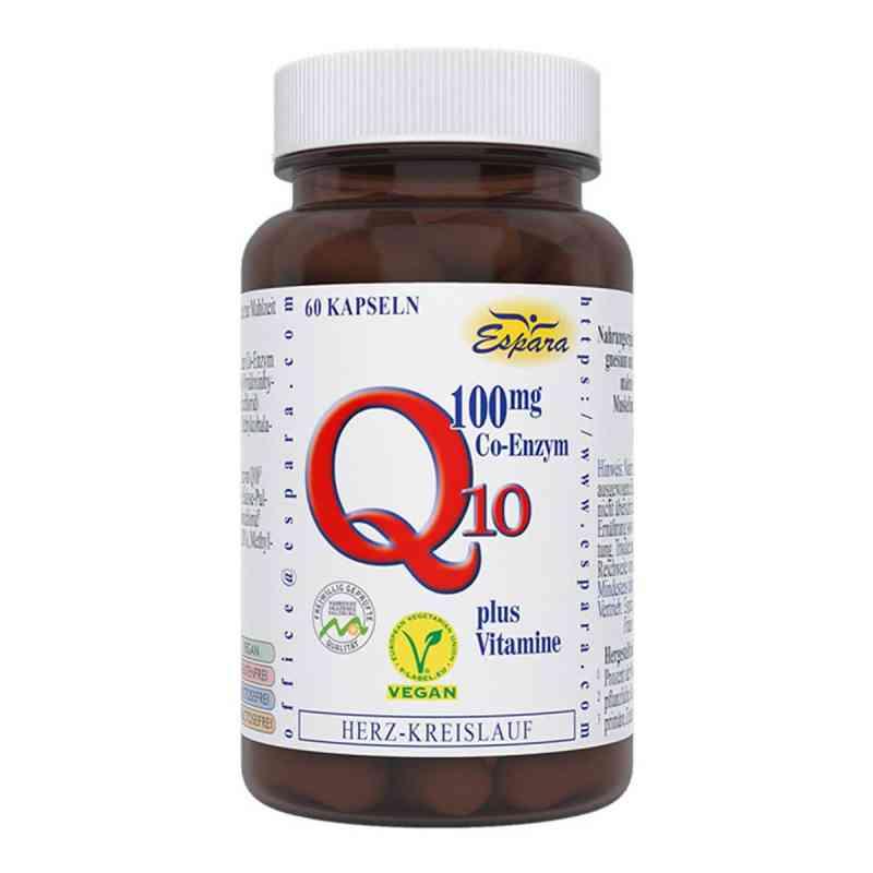 Q10 100 mg Kapseln bei apo.com bestellen