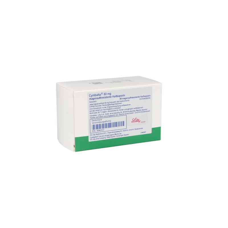 Cymbalta 60 mg magensaftresistente Hartkapseln  bei apo.com bestellen