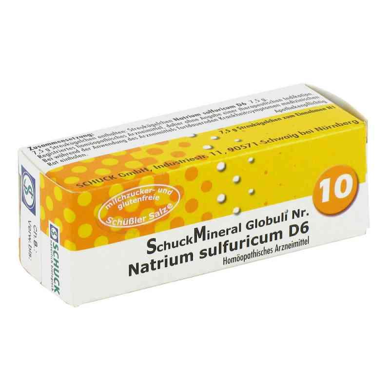 Schuckmineral Globuli 10 Natrium sulfuricum D6  bei apo.com bestellen