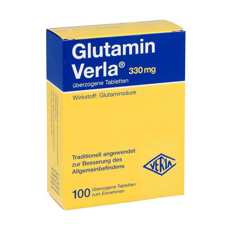 Glutamin Verla überzogene Tabletten  bei apo.com bestellen