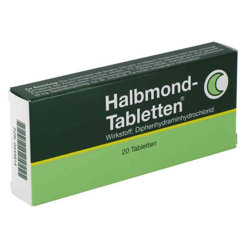 Halbmond-Tabletten 50mg bei apo.com bestellen