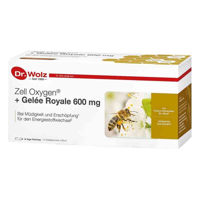 Zell Oxygen + Gelee Royale 600 mg Trinkampullen  bei apo.com bestellen