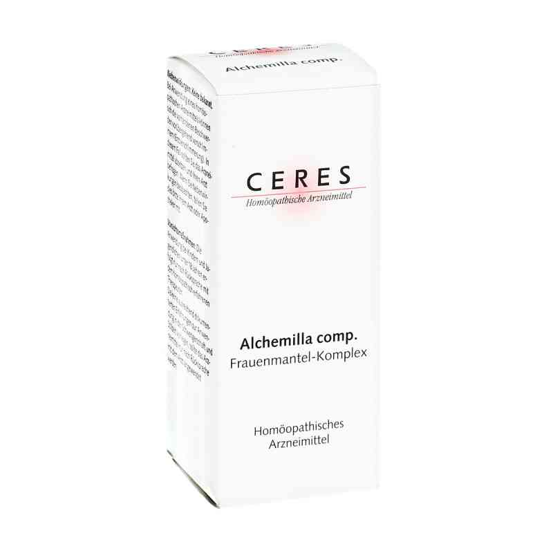 Ceres Alchemilla compositus  Tropfen  bei apo.com bestellen