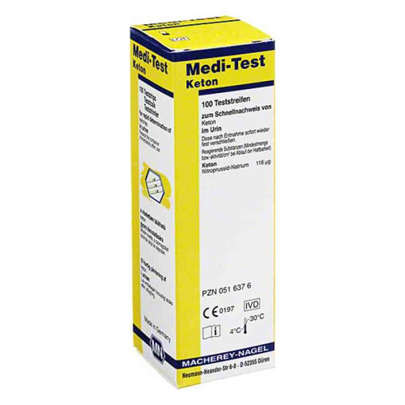 Medi Test Keton Teststreifen  bei apo.com bestellen