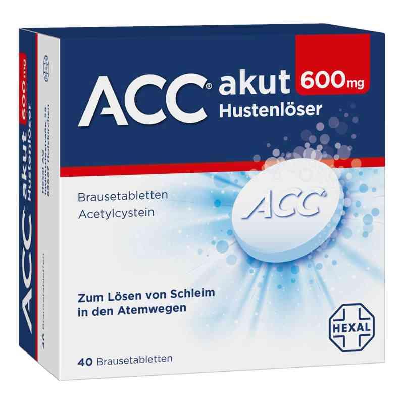 ACC akut 600mg Hustenlöser  bei apotheke-online.de bestellen