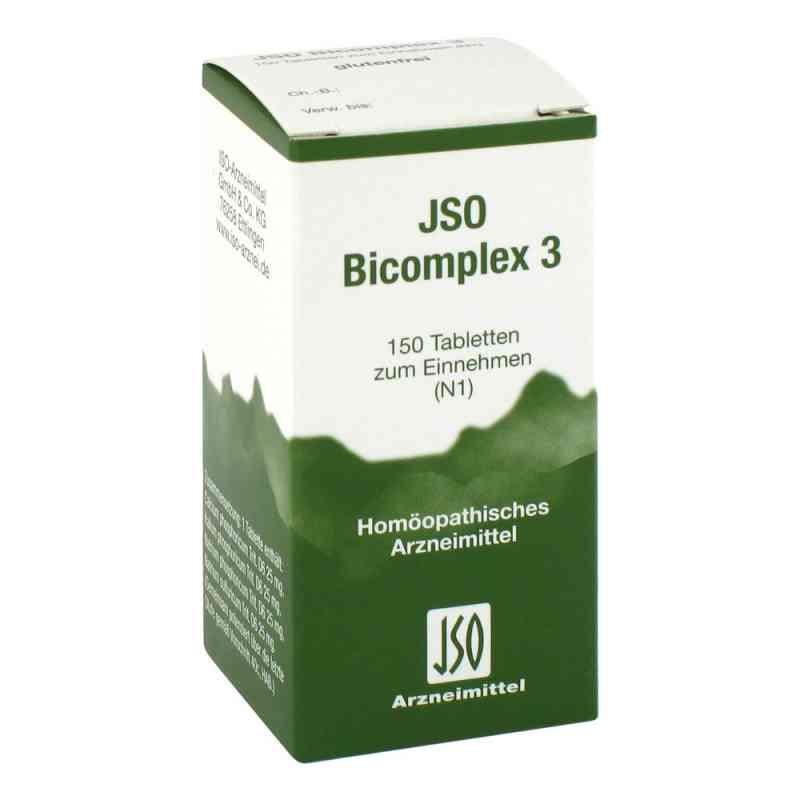 Jso Bicomplex Heilmittel Nummer  3  bei apo.com bestellen