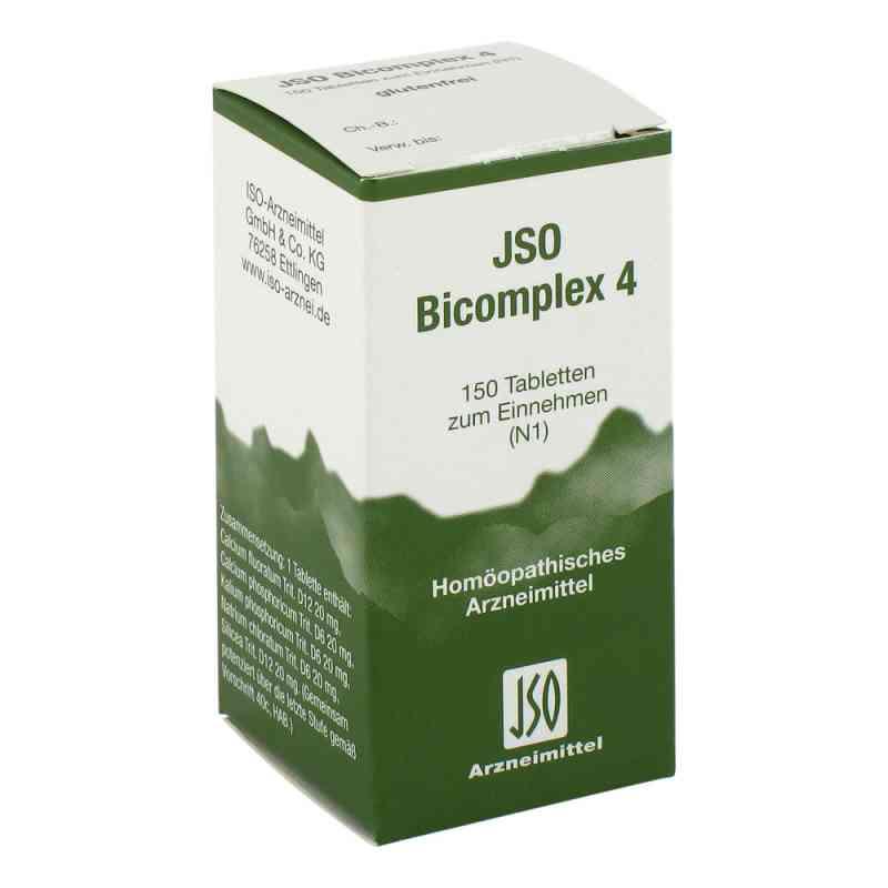 Jso Bicomplex Heilmittel Nummer  4 bei apo.com bestellen