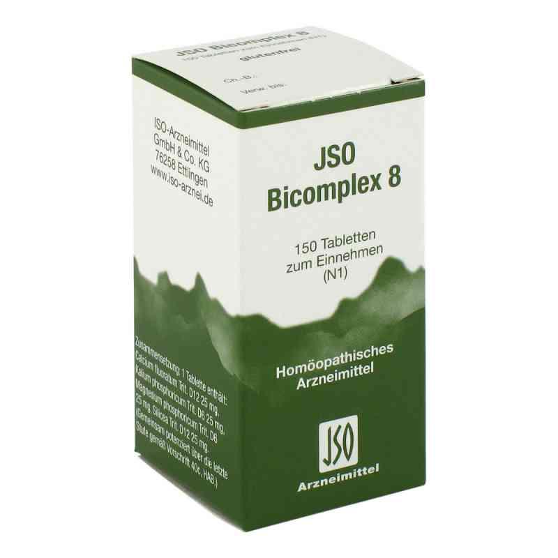 Jso Bicomplex Heilmittel Nummer  8  bei apo.com bestellen