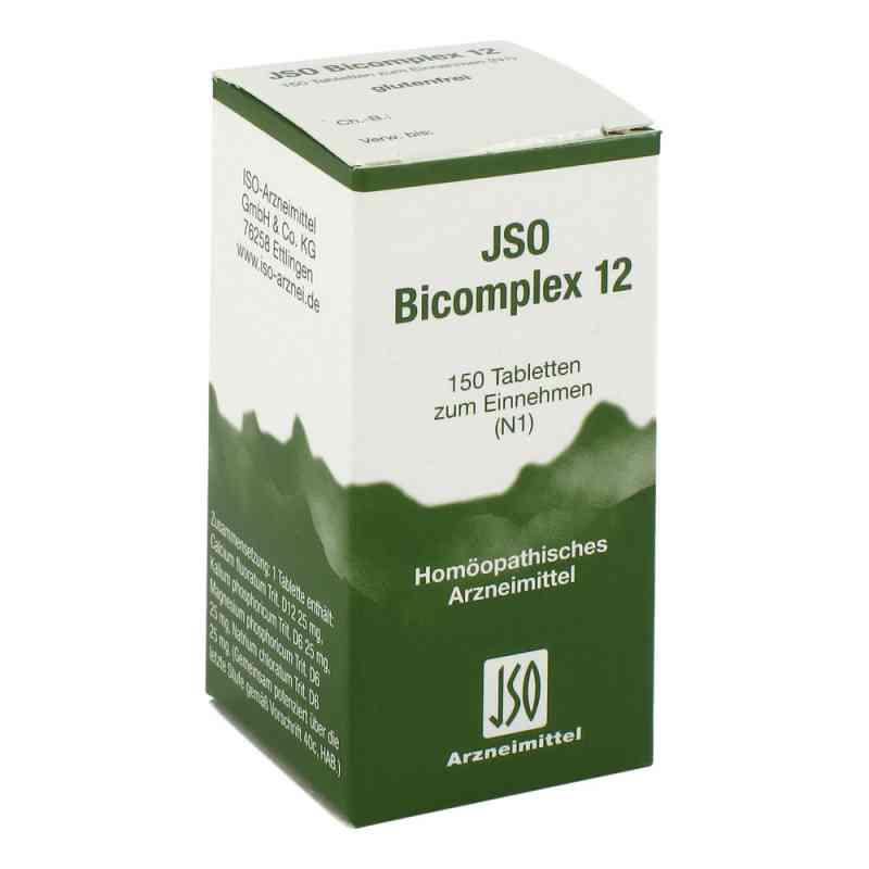Jso Bicomplex Heilmittel Nummer  12 bei apo.com bestellen