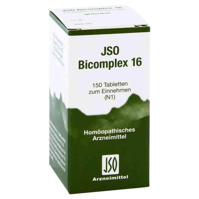 Jso Bicomplex Heilmittel Nummer  16 bei apo.com bestellen