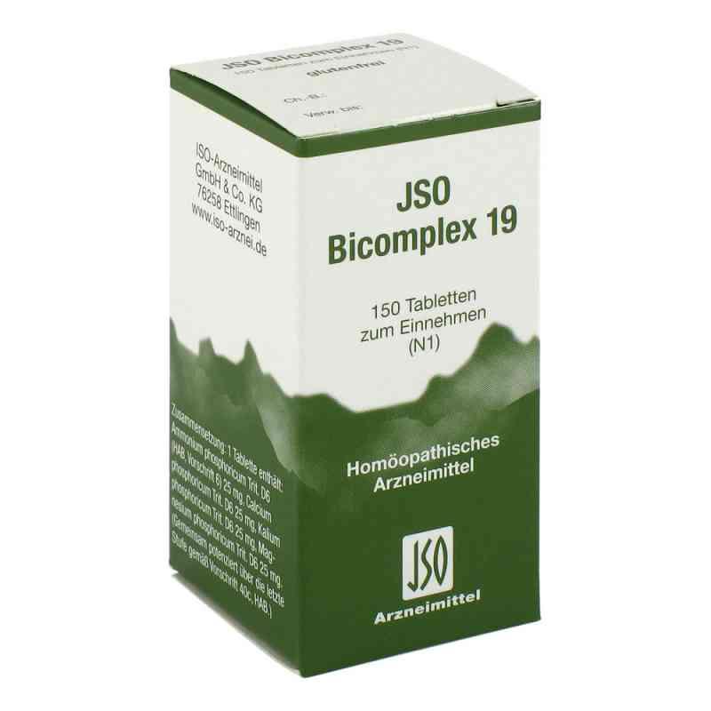 Jso Bicomplex Heilmittel Nummer  19  bei apo.com bestellen