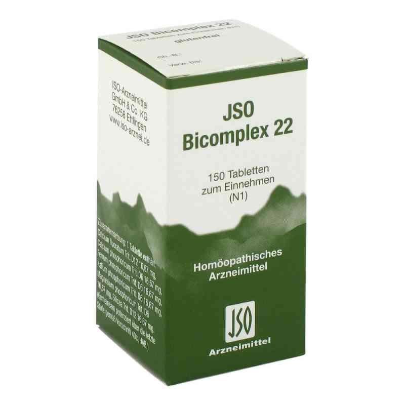 Jso Bicomplex Heilmittel Nummer  22  bei apo.com bestellen