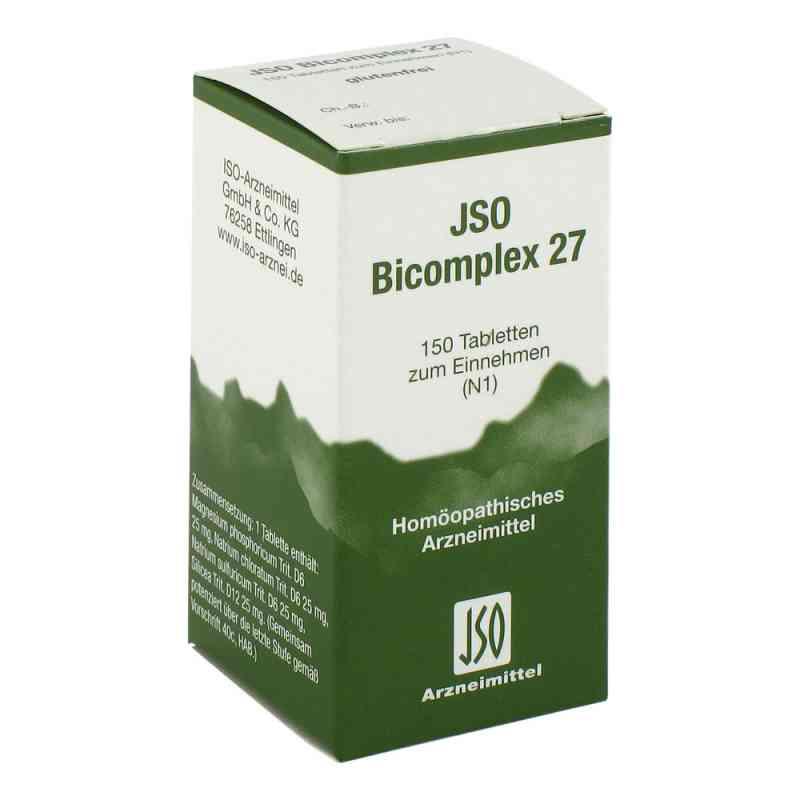 Jso Bicomplex Heilmittel Nummer  27  bei apo.com bestellen