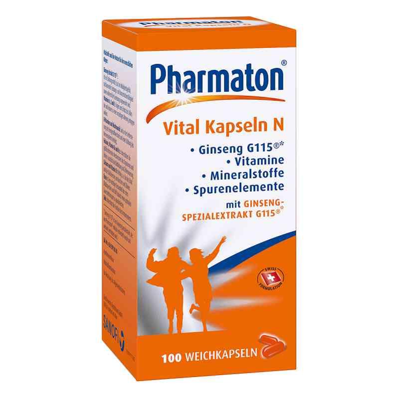Pharmaton Vital Kapseln N bei apo.com bestellen