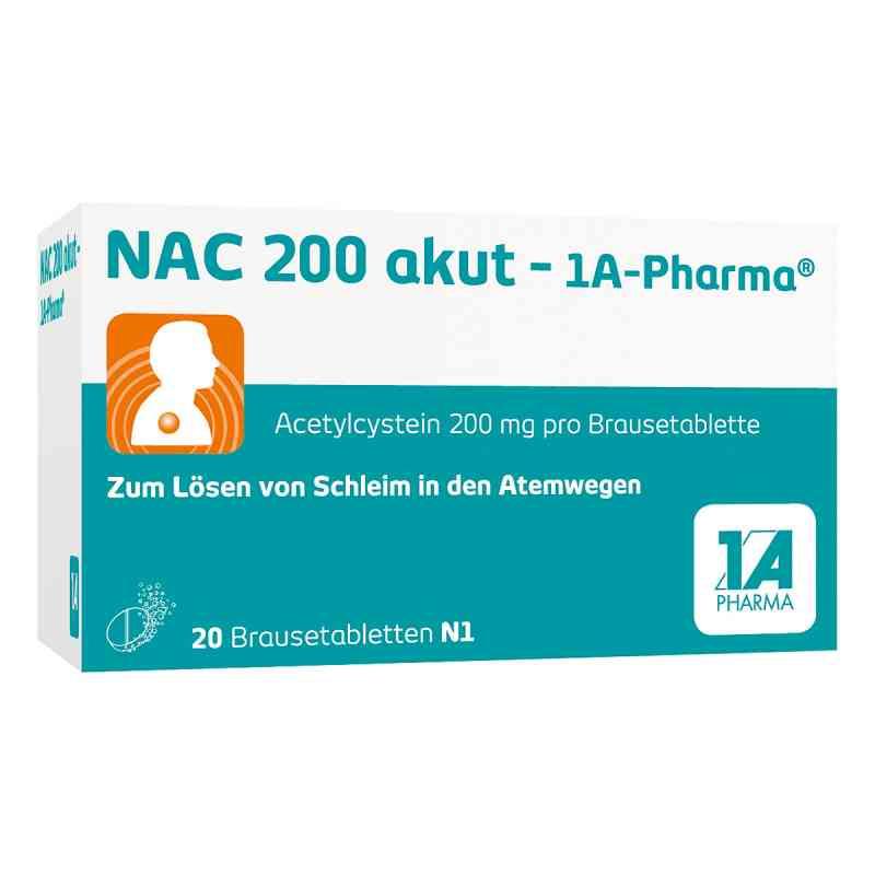 NAC 200 akut-1A Pharma  bei apo.com bestellen