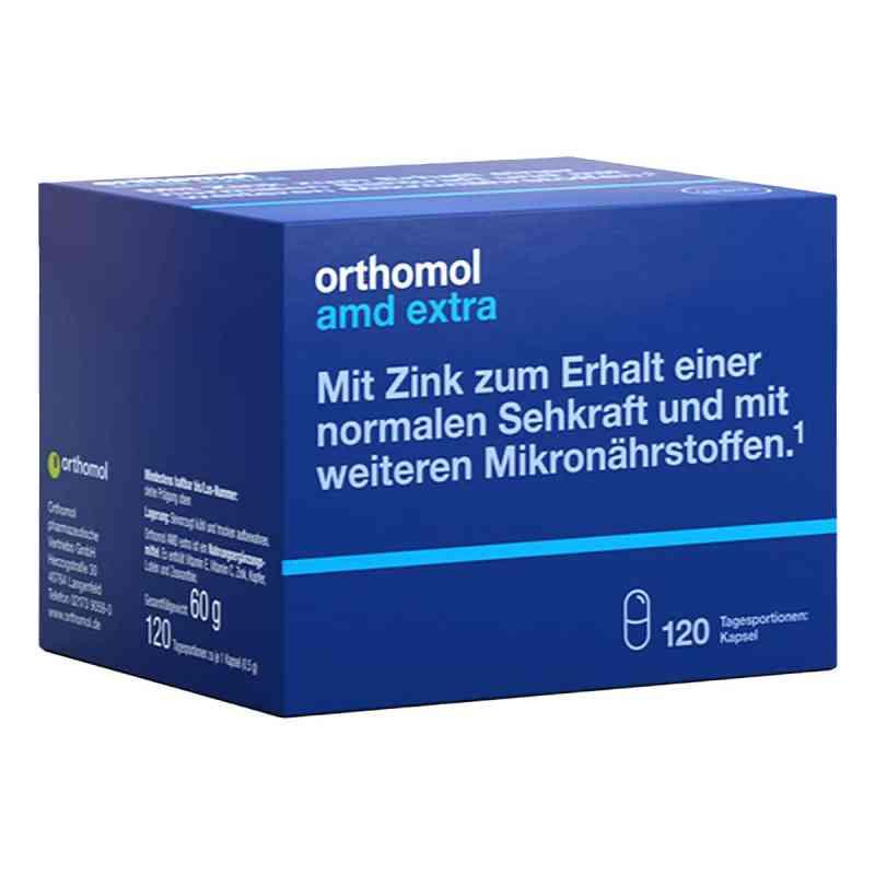 Orthomol Amd extra Kapseln  bei apo.com bestellen